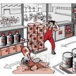 Almacenamiento sustancaias quimicas